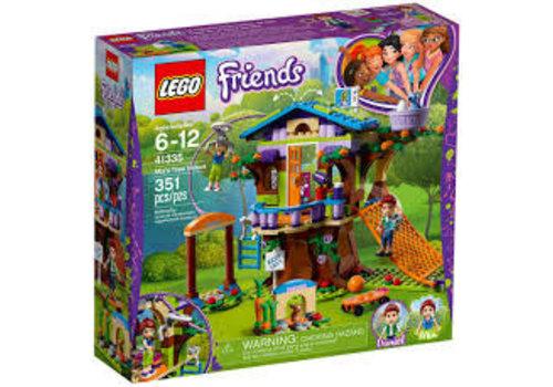 Lego La cabane dans l'arbre de Mia