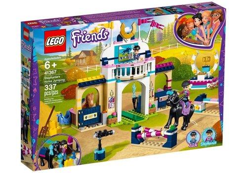 Lego Le concours de saut d'obstacles de Stéphanie