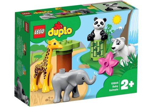 Lego Duplo Bébés animaux de la jungle
