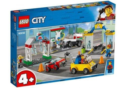 Lego City-Le garage