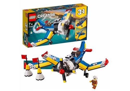 Lego L'avion de course