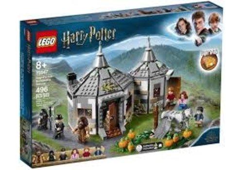Lego La cabane de Hagrid : le sauvetage de Buck