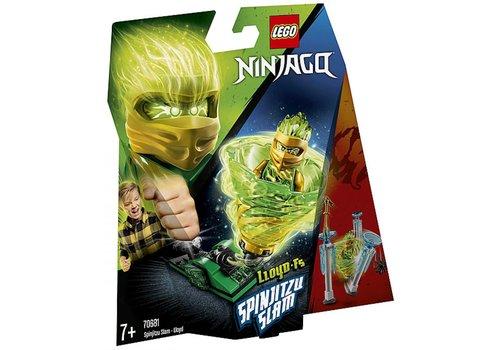 Lego Spinjitzu Slam - Lloyd