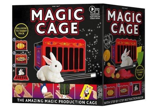 La cage magique bilingue
