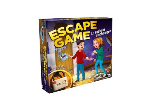 ESCAPE GAME (FR)