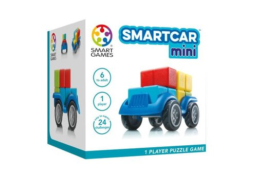 Smart Games SMART CAR MINI (MULT)