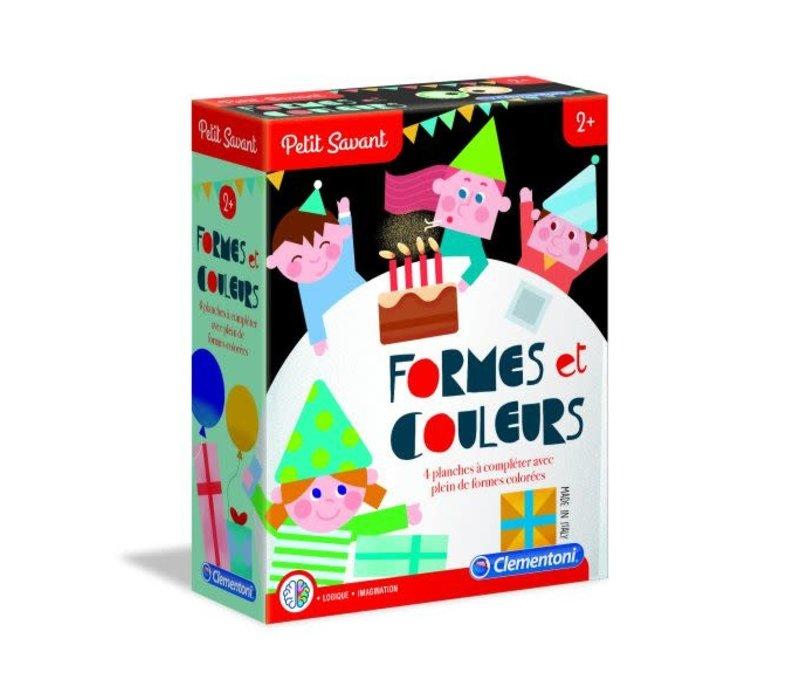 FORMES ET COULEURS (FR)