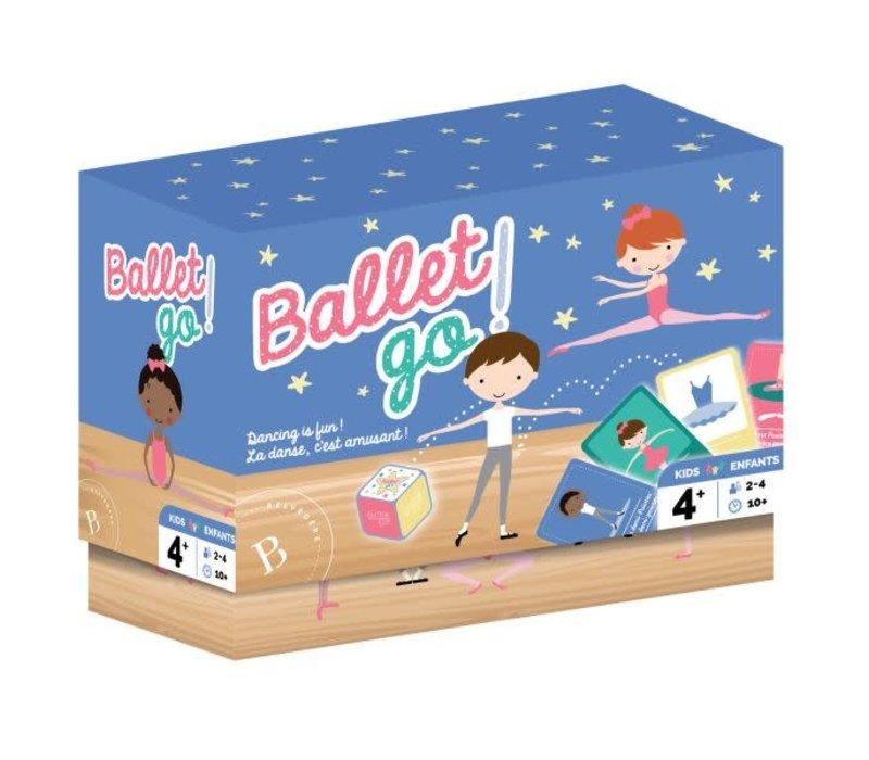 Jeu Ballet Go