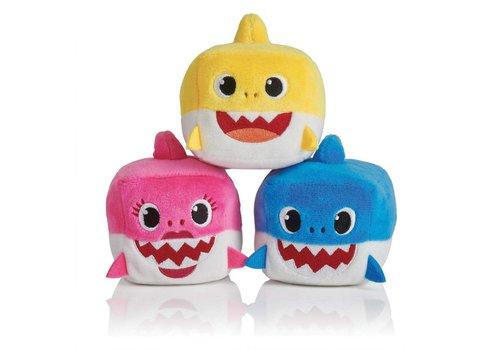 pinkfong Baby Shark - Peluche sonore en cube asst.D.24(19)
