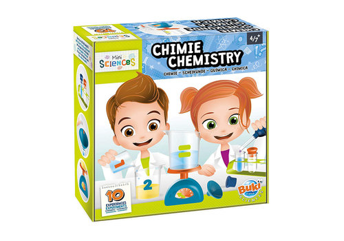 Buki Buki - Mini sciences Chimie