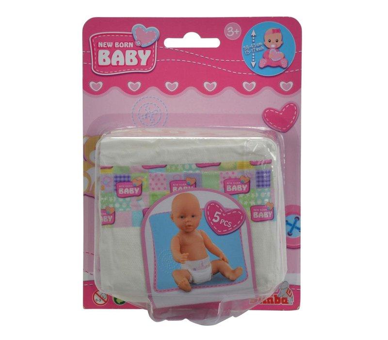 Simba Couche pour poupée nouveau-né