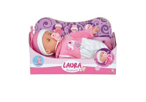 Poupée Laura Bedtime 38 cm