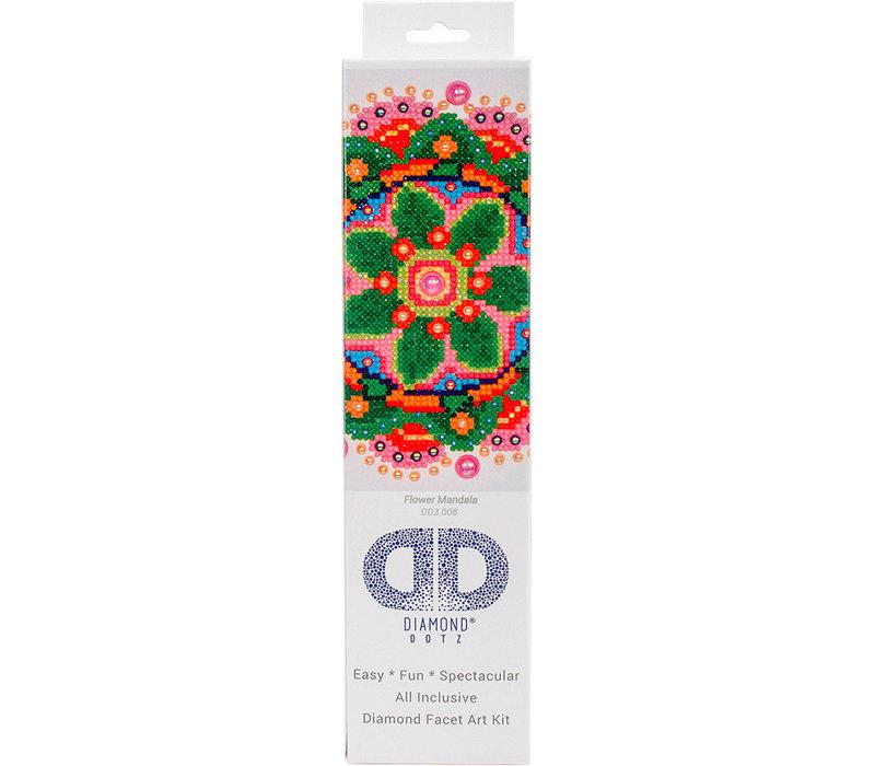 Diamond painting Flower Mandala