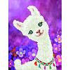 Diamond Dotz Lulu Llama Diamond Painting