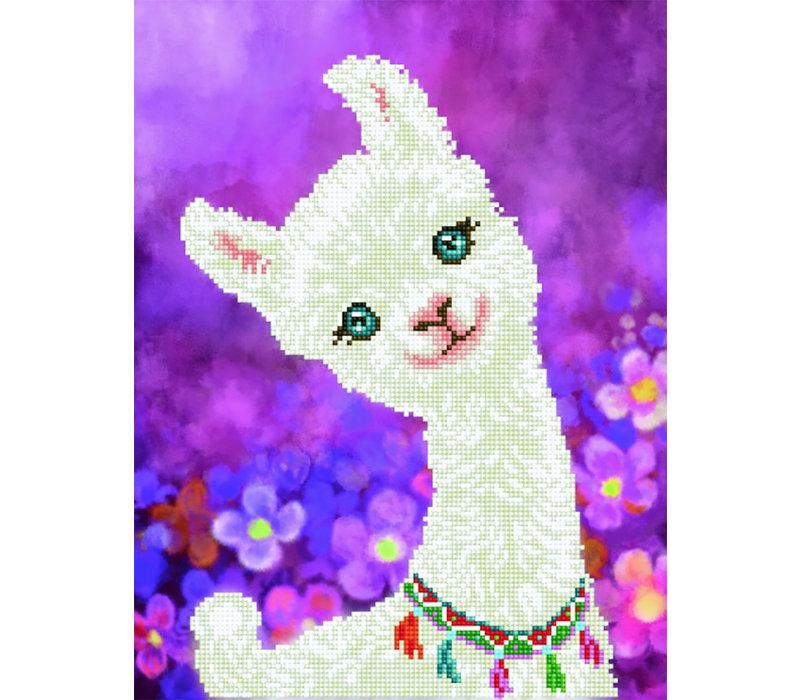 Lulu Llama Diamond Painting