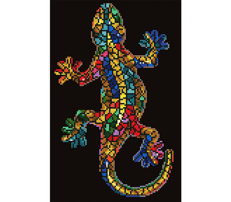 Gecko Paua Diamond Painting
