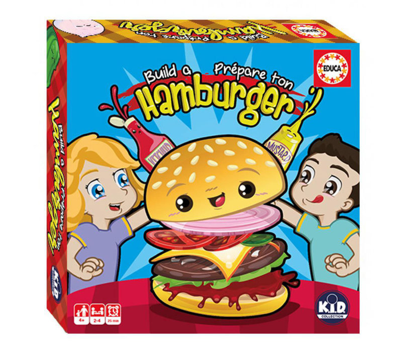 Build a Hamburger