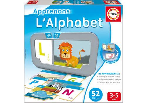 Educa-Borras Educa - Apprenons l'alphabet