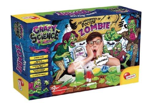 Lisciani (Giochi) Crazy Science Le Laboratoire du docteur Zombie Version française
