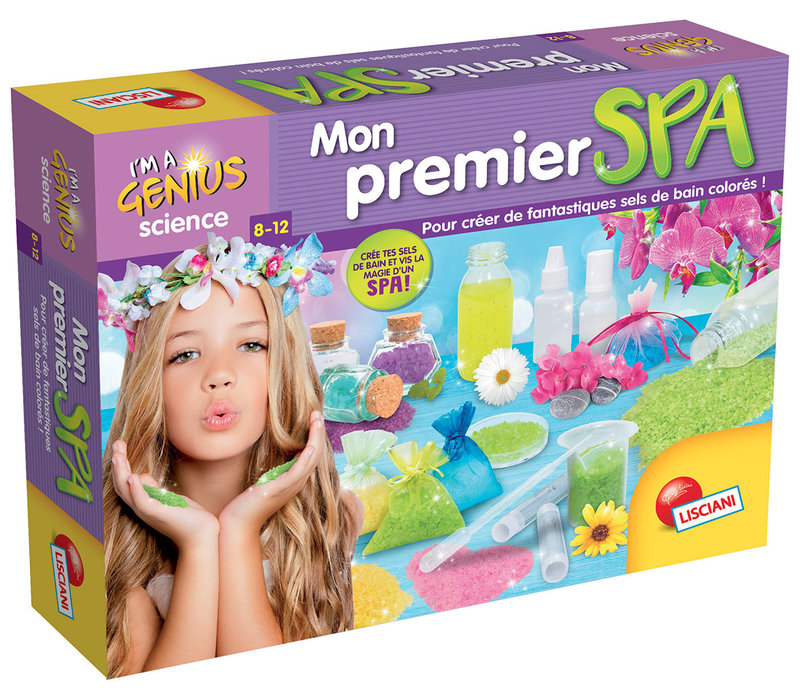 I'm a genius - Mon Premier Spa