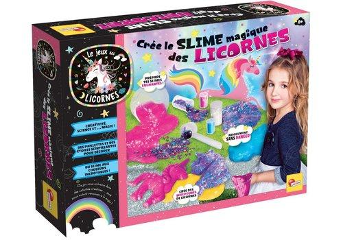 Licornes Crée le Slime magique des licornes Version française