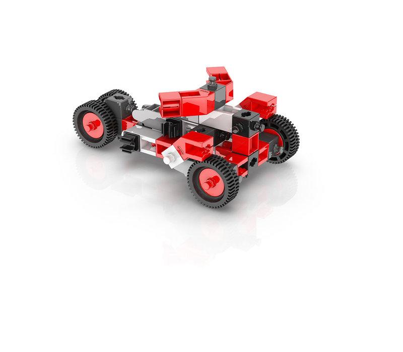 Inventor - 4 Modèles Motos