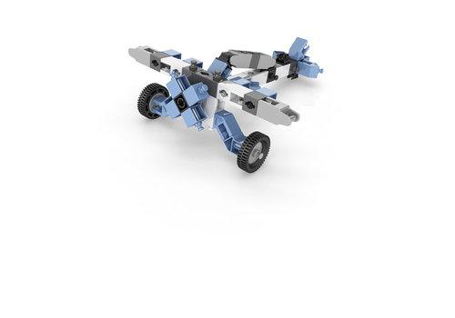 Engino Inventor 8 Modèles Avions