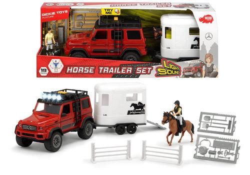 Dickie Playlife Ensemble Remorque pour chevaux