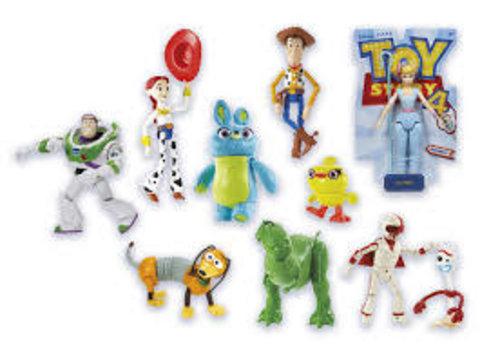 Figurine Histoire de Jouets assorties