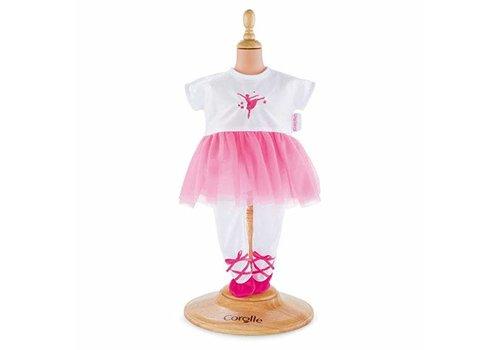 Corolle Combinaison Ballerine Fuschia pour poupée 36cm