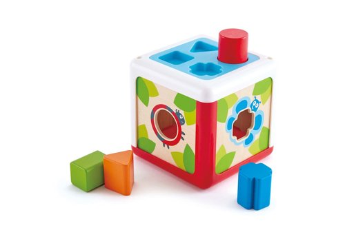 Hape Cube trieur de formes