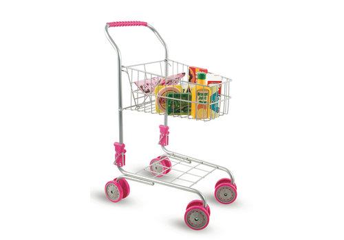 chariot d'épicerie