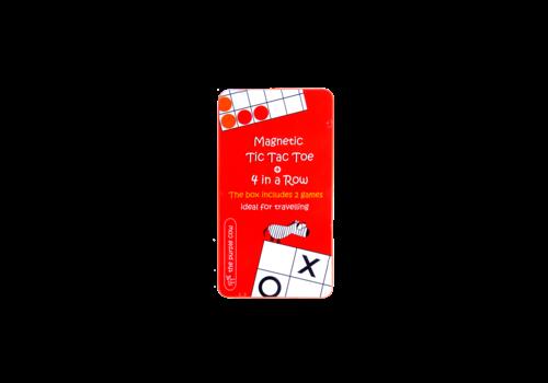Tic Tac Toe et Puissance 4 magnétiques