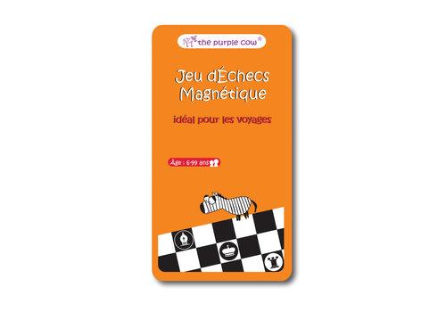 Jeu d'échecs magnétiques