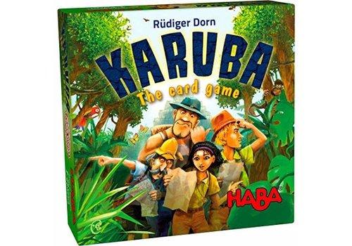KARUBA : THE CARD GAME