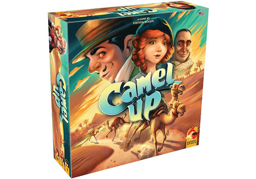 EGGERTSPIELE CAMEL UP (ML)