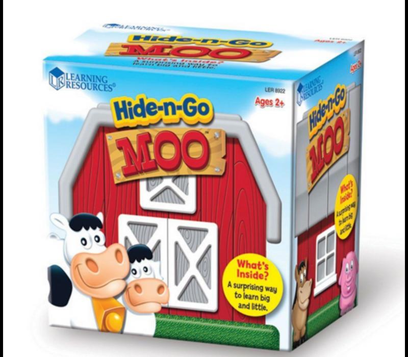Hide-n-Go Moo