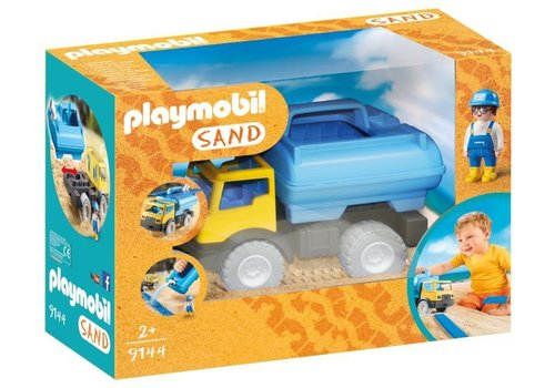 Playmobil Camion citerne