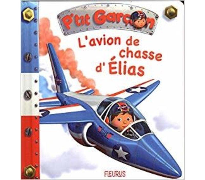 L'avion de chasse d'Élias