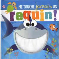 Ne touche jamais un requin!