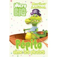 Pépito aime les pirates