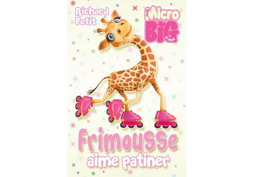 Frimousse aime patiner
