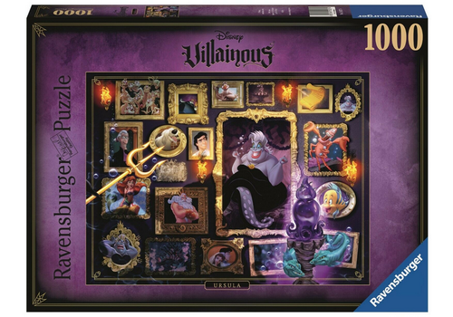Ravensburger Villainous Ursula 1000mcx