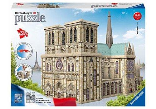 Ravensburger 3D Notre Dame de Paris 324mcx