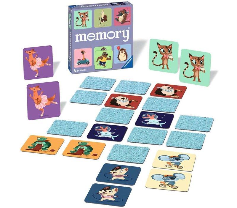 MTL memory® Wild World of Animals