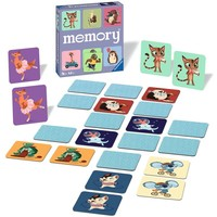 MTL memory® Wild World of Animals Jeu de mémoire animaux sauvages
