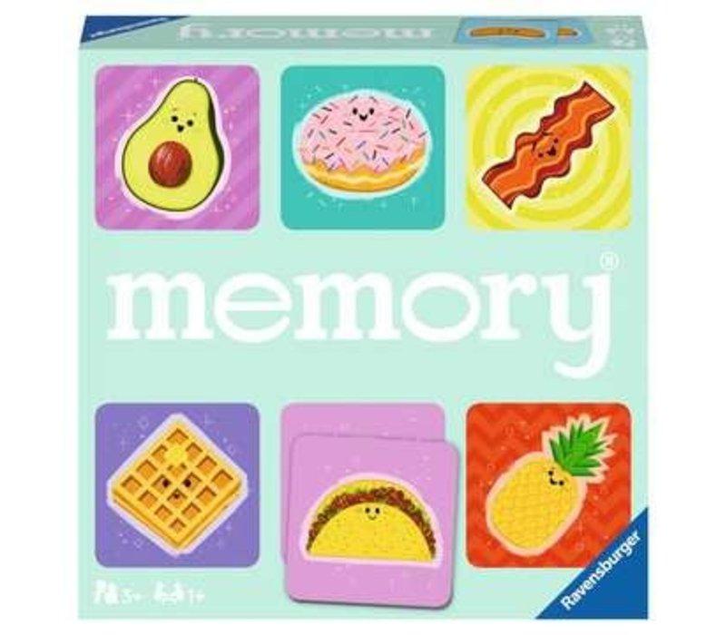MTL memory® Foodie Favorites - Jeu de mémoire nourriture