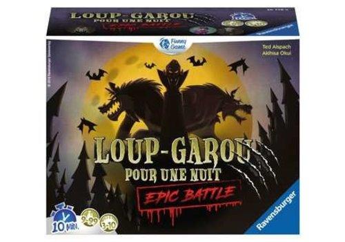 Ravensburger Loup Garou - Epic Battle