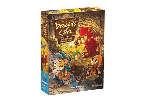 Blue Orange Dragon's cave multilingue
