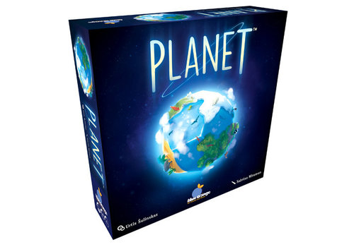 Blue Orange Planet multilingue